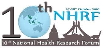 The 10th NHRF Poster