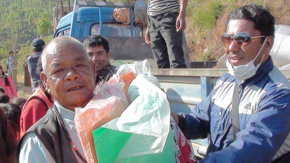 ネパール大地震支援募金ありがとうございました。